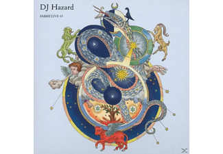 Dj Hazard - Fabric Live 65 - (CD)