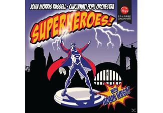 Roger/university Of Cincinnati Grodsky - Superheroes! - (CD)