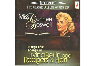 Connie Boswell - Sings Songs Of Irving Berlin [CD]