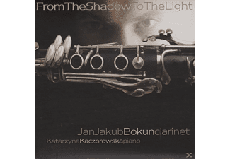 Bokun,Jan (cla)-Kaczorowska,K.(piano) - From The Shadow To The Light - (CD)
