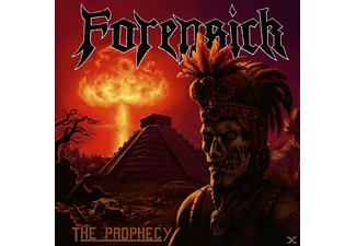 Forensick - The Prophecy - (CD)