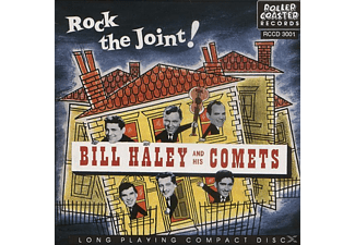 Bill And His Comets Haley - Rock The Joint! - (CD)