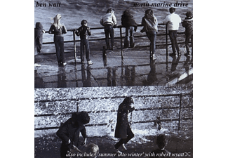 Ben Watt - North Marine Drive [CD]