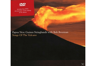 Papua New Guinea Stringbands - Songs Of The Volcano - (DVD)