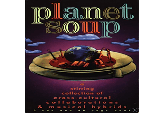 VARIOUS - Planet Soup - (CD)