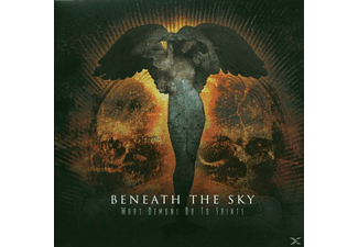 Beneath The Sky - What Demons Do To Saints - (CD)