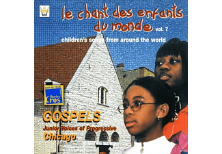 Junior Voices Of Progressive Chicago - Le Chant Des Enfants Du Monde Vol.7: Gospels - (CD)
