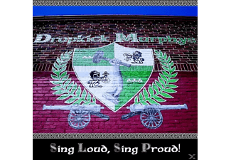 Dropkick Murphys - Sing Loud, Sing Proud - (CD)