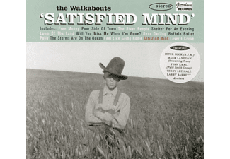 The Walkabouts - Satisfied Mind - (CD)
