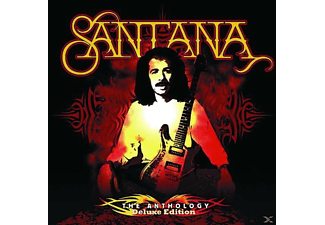 Carlos Santana - The Anthology - Deluxe Edition - (CD)