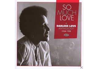 Darlene Love - So Much Love-Anthology 1958-1998 - (CD)