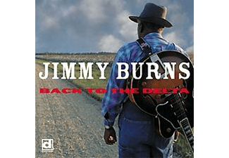 Jimmy Burns - Back To The Delta - (CD)