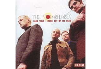 The Solarflares - LOOK WHAT I MADE OUT OF MY HEAD - (Vinyl)