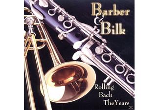 Barber,Chris And Bilk,Acker - Rolling Back The Years - (CD)