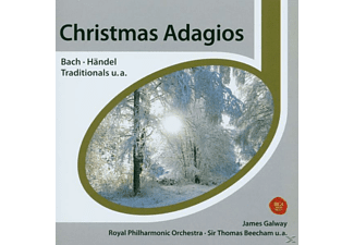 VARIOUS - Esprit/Christmas Adagios - (CD)