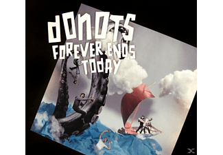 Donots - Forever Ends Today - (Maxi Single CD)