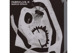 Marcus Intalex - Fabric Live 35 - (CD)
