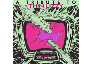 VARIOUS - Tribute To Thin Lizzy - (CD)