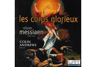 Colin Andrews - Les Corps Glorieux - (CD)