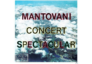 Mantovani - Concert Spectacular - (CD)