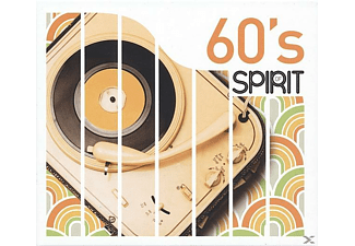 VARIOUS - Spirit Of 60's - (CD)
