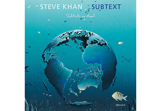 Steve Khan - Subtext - (CD)