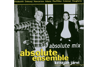 Absolute Ensemble - Absolute Mix - (CD)