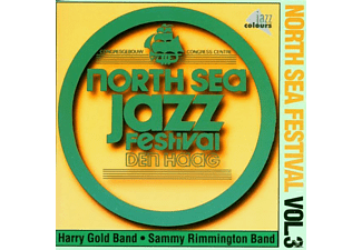 VARIOUS - North Sea Festival Vol.3 - (CD)