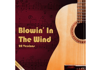 Dylan,Bob/Dietrich,Marlene/+ - Blowin' In The Wind.One Song - (CD)