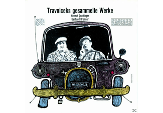 Qualtinger - TRAVNICEKS GES.WERKE - (CD)