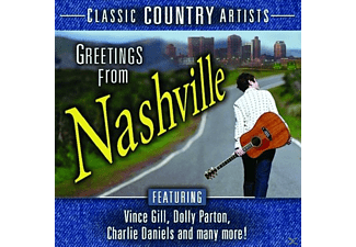 VARIOUS - Greetings From Nashville - (CD)