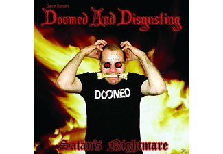 Dave Slaves - Doomed & Disgusting - (CD)
