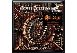 Death Mechanism - Mass Slavery - (CD)