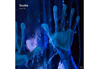 Mixed By Scuba - Fabric 90 - (CD)