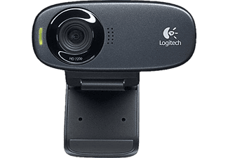 LOGITECH C310 Siyah HD Webcam 960-001065