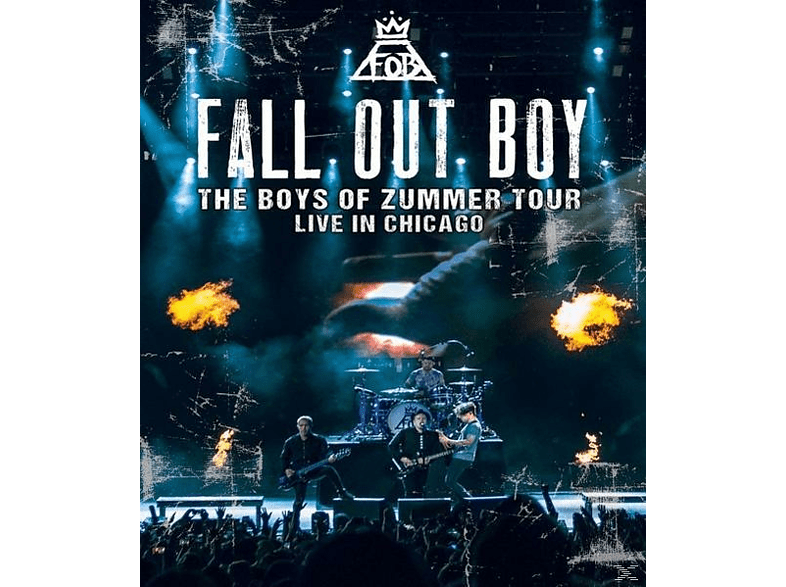 Fall Out Boy - Boys Of Zummer: Live In Chicago [Blu-ray]