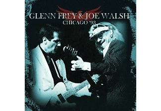 Glenn Frey, Joe Walsh - Chicago 93 - (CD)