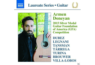 Doneyan Armen - Guitar Recital - (CD)