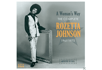 Rozetta Johnson - A Womans Way-Complete Rozetta Johnson 1961-1975 - (CD)