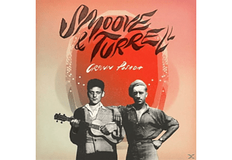 Smoove & Turrell - Crown Posada - (CD)