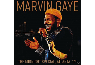 Marvin Gaye - The Midnight Special,Atlanta 74 - (CD)