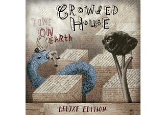 Crowded House - Time On Earth (2LP) - (Vinyl)