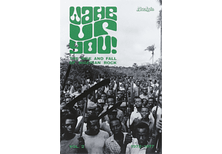 VARIOUS - Wake Up You Vol.2 (Nigerian Rock '72-77) - (CD)