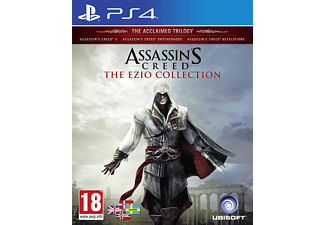 Assassin's Creed: The Ezio Collection PlayStation 4