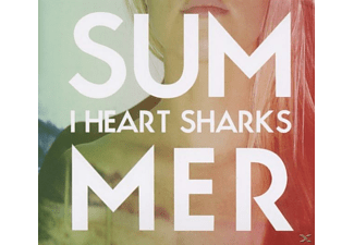 I Heart Sharks - Summer [CD]