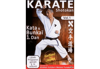 Karate Shotokan Vol. 1: Kata & Bunkaï 1. Dan - (DVD)