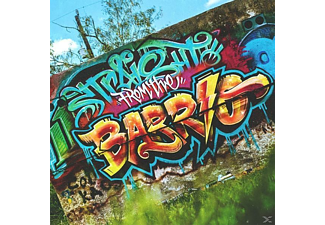Upon A Burning Body - Straight From The Barrio - (CD)