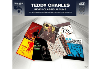 Teddy Charles - 7 Classic Albums - (CD)