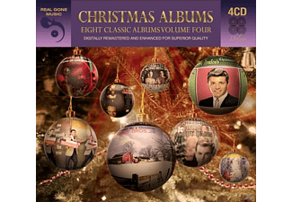 various 8 classic christmas albums vol4 cd - Classic Christmas Albums