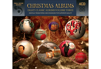 VARIOUS - 8 Classic Christmas Albums Vol.3 - (CD)
